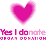 Yes I Donate - Organ Donation